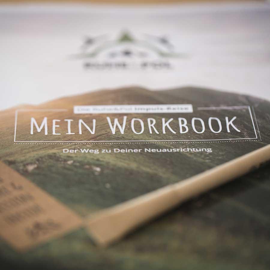 Workbook Ruhe und Pol